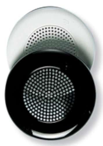 "Niessen 9399.4 NG - Rejilla embellecedor para altavoz 2\"" negro"