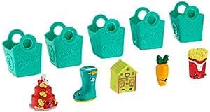 Shopkins Series 3 Mini Figure Lot de 5 Modèle aléatoire
