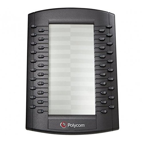 Image of POLYCOM VVX Expansion Module Paper directory for VVX 300 310 400 410 500 + 600 incl. AUX cable and a