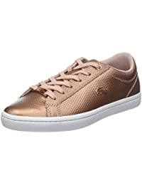 Lacoste Straightset 318 2 Caw, Baskets Femme