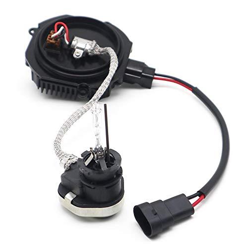 gfjfghfjfh Original Japan HID Xenon OEM 28474-8991A Xenon HID Scheinwerfer Vorschaltgerät für Nissan Infiniti HID Vorschaltgerät mit Zündgerät (Nissan Altima 08)