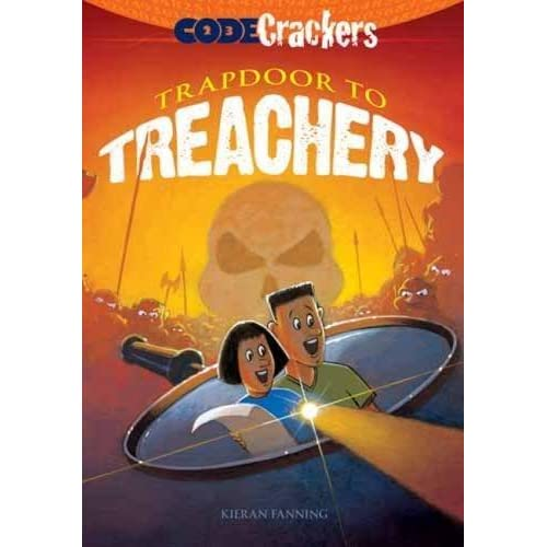 Code Crackers: Trapdoor to Treachery (Dover Children's Classics) by Kieran Fanning (2010-11-18)