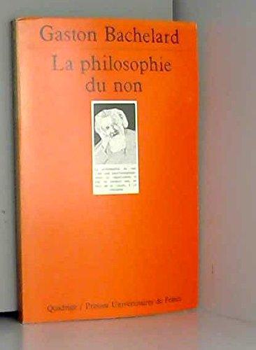 La Philosophie du Non