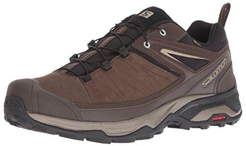 Salomon Shoes X Ultra 3 LTR GTX, Scarpe da Fitness Uomo, (Delicioso/Bungee Cord/Vintage Kaki 000), 42 EU