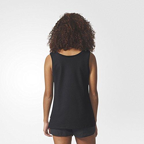 adidas Damen Eqt Logo Tanktop Black