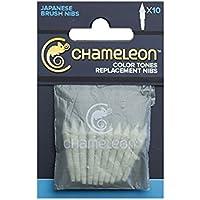 Chameleon Pen Replacement Brush Tips 10/Pk by Chameleon