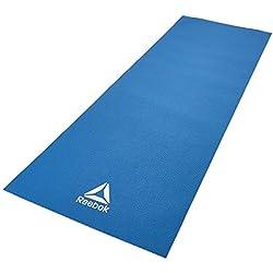 Reebok Estera de Yoga - Azul, 4 mm