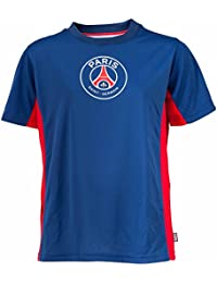 Ensemble maillot + short PSG - Collection officielle PARIS SAINT GERMAIN - Taille enfant garçon