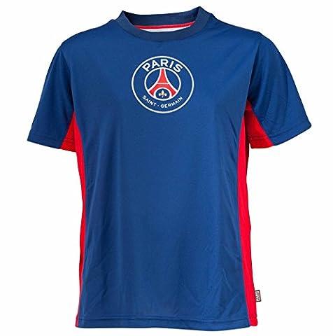 Ensemble maillot + short PSG - Collection officielle PARIS SAINT