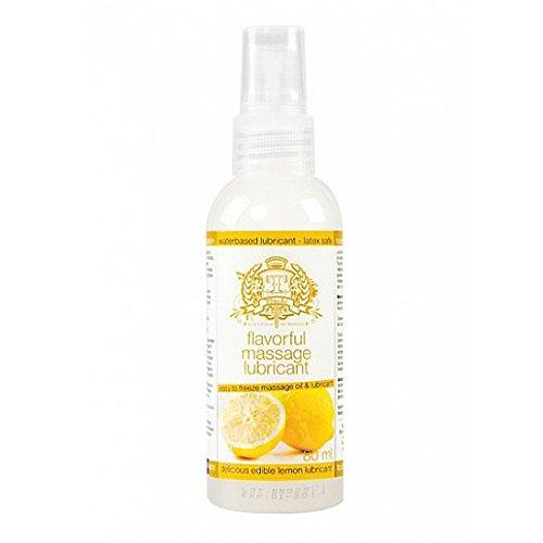 Touche Ice Lubricante Comestible Limon 80 Ml