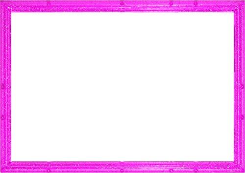 Pannello a cristalli Kira rosa uno - volume di 18,2 centimetri x 25,7 centimetri (japan import)