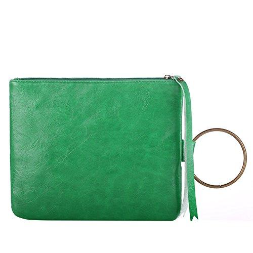 Imagen de Bolso de color verde - modelo 4
