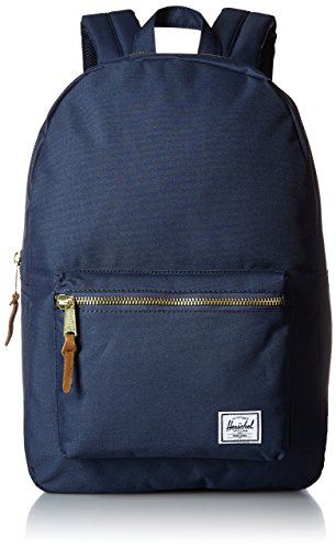 Herschel 10005-00007 Settlement Backpack Rucksack, 1 Liter, Navy