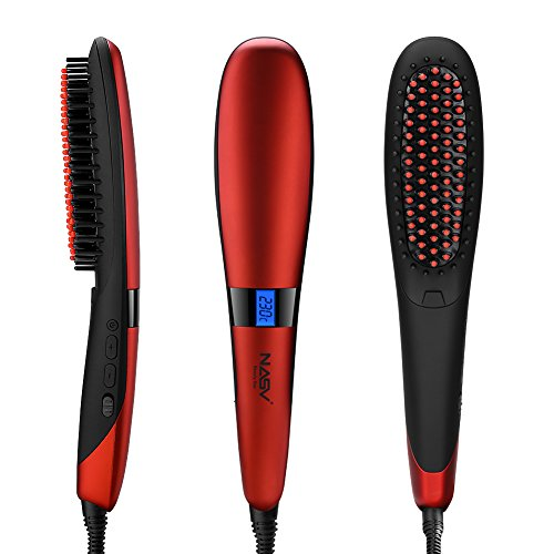 elehot-nasv-electric-hair-straightening-brush-450-230c-adjustable-temperature-rapid-heating-technolo