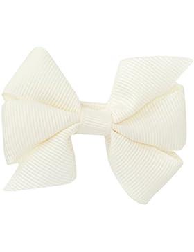 Angels Face - Small Bow Tea Rose, Fascia per capelli per bambine e ragazze