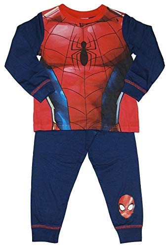 Boys Batman Superman Hulk Spiderman Pyjamas Fancy Dress -
