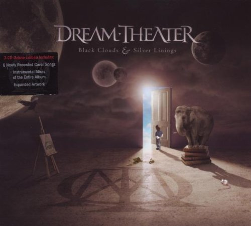 Black Clouds & Silver Linings (3 CD Special Edition) by Dream Theater (2009) Audio CD