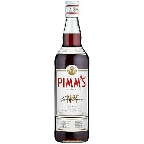 Espíritu Bebida 70cl de Pimm (paquete de 6 x 70 cl)