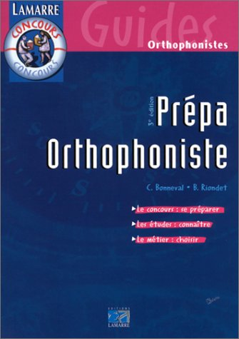 Prépa orthophoniste