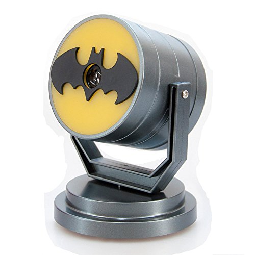 Ever wanted to create your own Bat Signal to see if he turns up? Now you can with the Bat Signal Projection Light just a warning, Batman may not turn up.