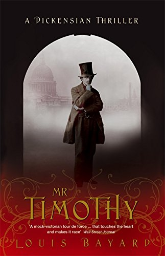 Book cover for Mr. Timothy