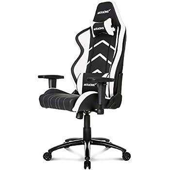 Akracing Gaming Stuhl PLAYER Weiß/ Schwarz
