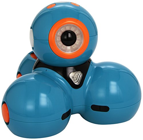 41GY6vIpwAL - Wonder Workshop - Pack Robots educativos Dash y Dot con Set Completo de Accesorios (WB03)