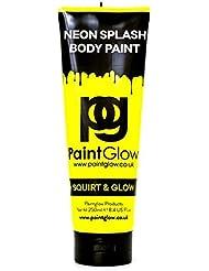 Peinture Liquide Corps 250 ml - Jaune