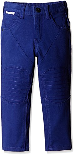 Gini & Jony Baby Girls' Trouser (122130160506 1230_German Navy_12-18 months)