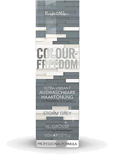 Colour-Freedom Ultra-Vibrant Storm Grey XL 150 ml auswaschbare Haartönung ...