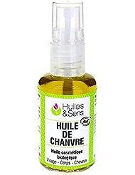 Huiles & Sens - Huile de Chanvre bio - 100 ml bio
