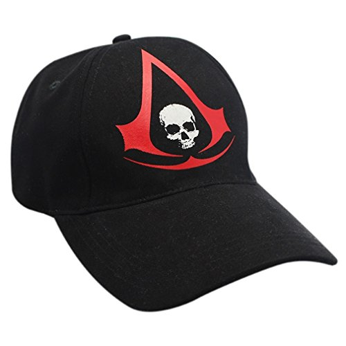 ABYstyle Assassin 'S Creed 4Gorra–Logo, Talla única, abycap009