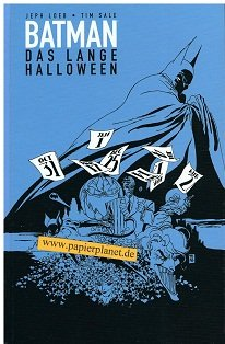 loween , Hardcover , Limitiert auf 222 Ex.(= Batman: the long halloween) (Panini DC Comics) (Halloween-ex)
