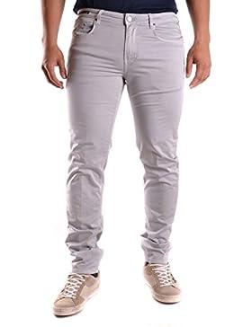 Pt05 Hombre MCBI247028O Gris Algodon Jeans
