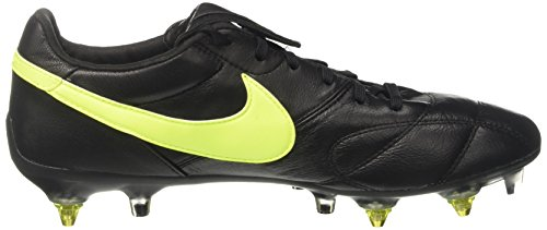 Nike Premier Ii Sgpro Ac, Chaussures de Football Homme Noir (Black Volt Black)
