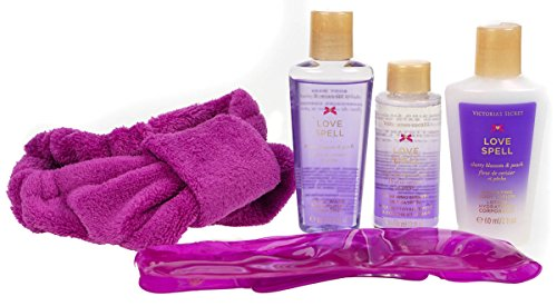 victoria-secret-love-spell-indulge-me-ultimate-spa-kit-wash-oil-lotion-cooling-gel-eye-mask-hair-wra