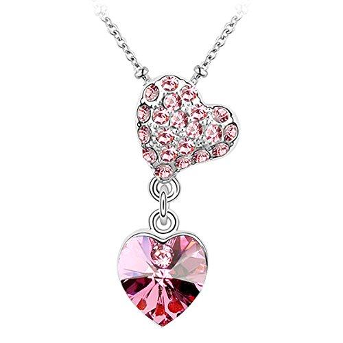 le-premiumr-loyal-love-collier-avec-cristaux-en-forme-de-coeur-de-swarovski-rose