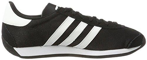 separation shoes d53f9 2bb5f ... adidas Country OG Jungen Sneaker Schwarz SchwarzWeiß.