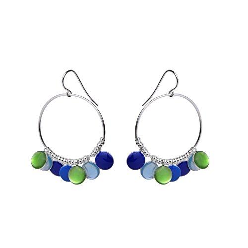 skalli-smarties-damen-ohrhanger-creolen-messing-harz-do09-vert-et-bleu