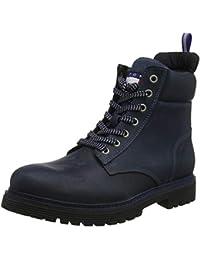 Tommy Hilfiger Herren Tommy Jeans Outdoor Sued Boot Klassische Stiefel