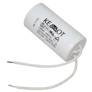 Aerzetix: Condensateur de démarrage 12µF 450V