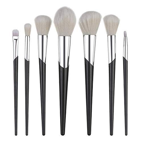 Beauty-Werkzeuge,Daysing Schminkpinsel Kosmetikpinsel Pinselset Rougepinsel Augenbrauenpinsel Puderpinsel Lidschattenpinsel 7 pcs Make-up Pinsel-Sets