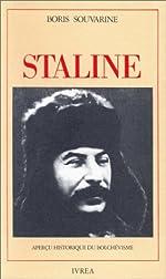 Staline de Boris Souvarine