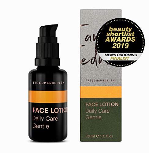 Gesichtscreme für Männer - FRIEDMANBERLIN | Feuchtigkeitscreme mit Anti-Aging Wirkung für den Herren | Inhalt 30ml Gesichtspflege