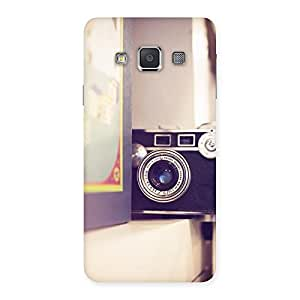 Pastel Camera Back Case Cover for Galaxy A3