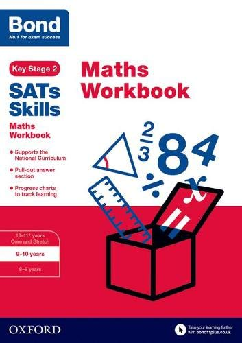 Bond SATs Skills Maths Workbook 9-10 Years