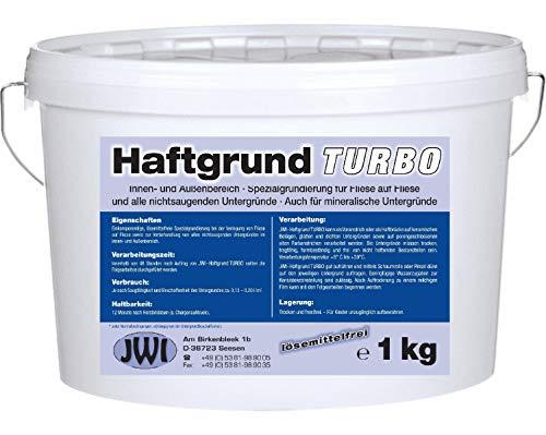 1 kg PROFI Haftgrund Turbo Grundierung Spezialgrundierung für Fliese auf Fliese Fliesengrund