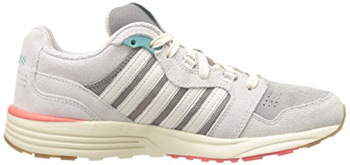 K-Swiss Si-18 Rannell 2~pmcstn/Elephant/Hotcor~m, Baskets Basses femme Beige - Beige (PMCSTN/ELEPHANT/HOTCOR/060)