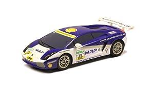 Scalextric 500003135 - Coche de carreras Lamborghini Gallardo GTR RR DPR MRP, importado de Alemania