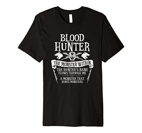 The Blood Hunter - Fantasy DnD RPG Design